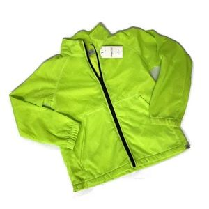 NWT Sovereign Code Kids Full ZIP Jacket Size S